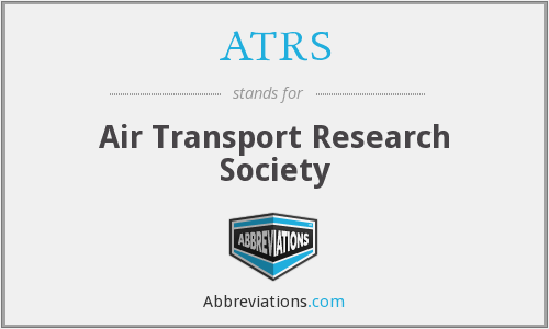 ATRS - Air Transport Research Society