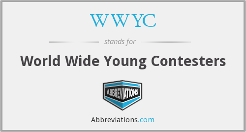 WWYC - World Wide Young Contesters