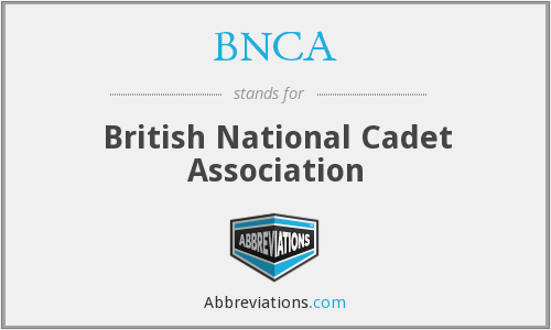 What does BNCA stand for?