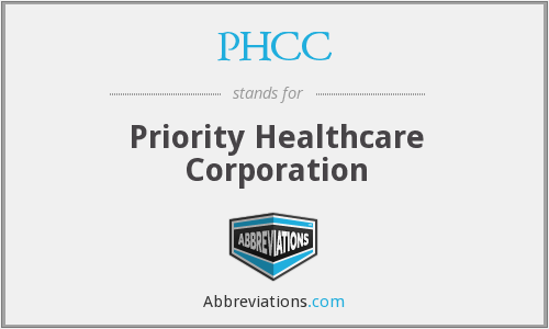 What does PHCC stand for?
