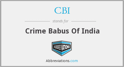 What does crime stand for? — Page #6