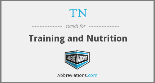 TN - Training And Nutrition