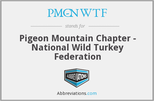What does PMC-NWTF stand for?