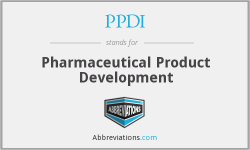 What does PPDI stand for?