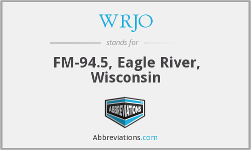 What does WRJO stand for?