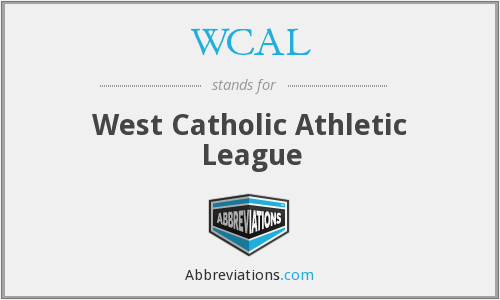 What does WCAL stand for?