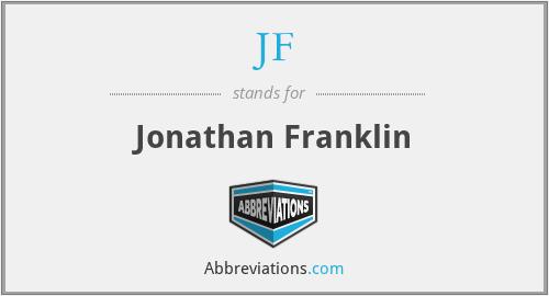 JF - Jonathan Franklin