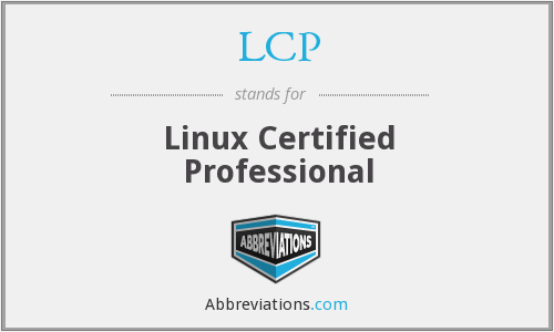 LCP - Linux Certified Professional