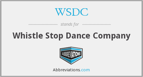 WSDC - Whistle Stop Dance Company
