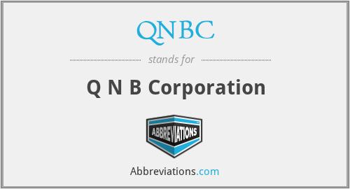QNBC - Q N B Corporation