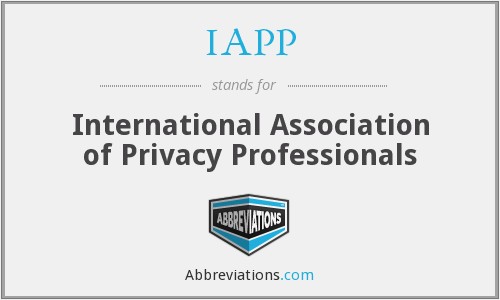 What does IAPP stand for?