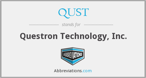 QUST - Questron Technology, Inc.