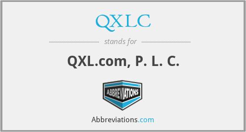 QXLC - QXL.com, P. L. C.
