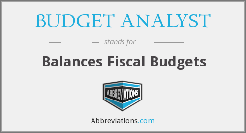 What does balances stand for?