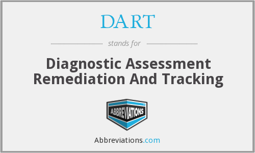 DART - Diagnostic Assessment Remediation And Tracking