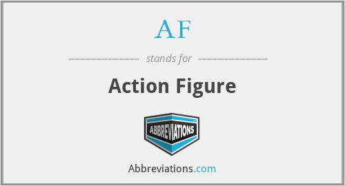 AF - Action Figure
