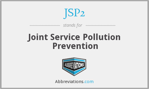 What does JSP2 stand for?