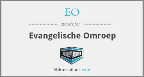 EO - Evangelische Omroep