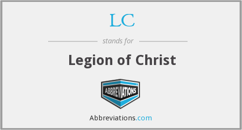 LC - Legion of Christ