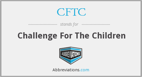 CFTC - Challenge For The Children