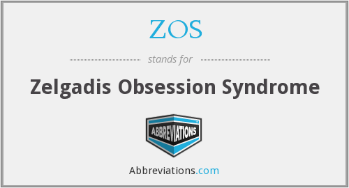 ZOS - Zelgadis Obsession Syndrome