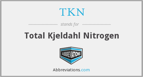What does TKN stand for?