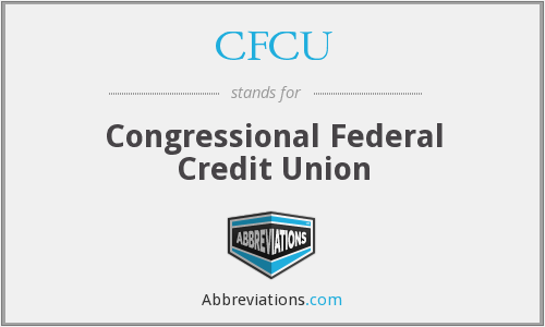 CFCU - Congressional Federal Credit Union