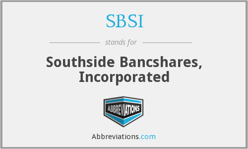 What does SBSI stand for?