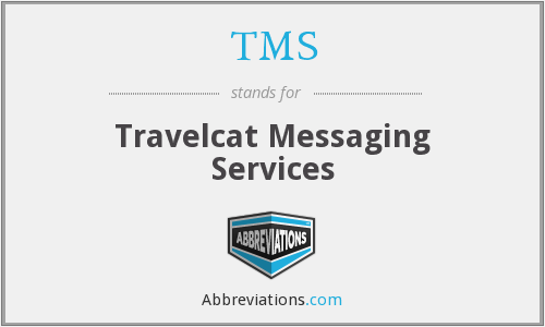 TMS - Travelcat Messaging Services
