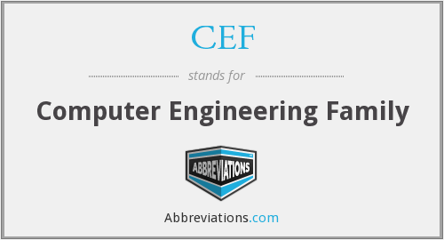 CEF - Computer Engineering Family