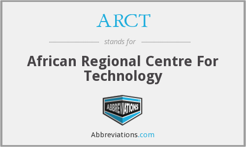 What does ARCT stand for?