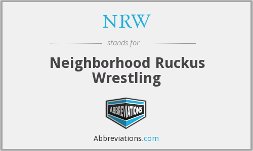 What does ruckus stand for?