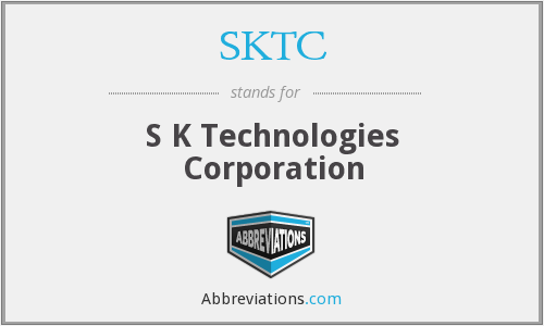 What does SKTC stand for?