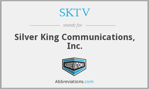 What does SKTV stand for?