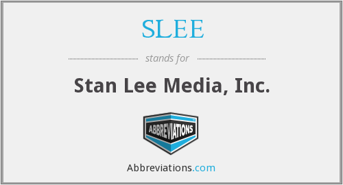 What does SLEE stand for?