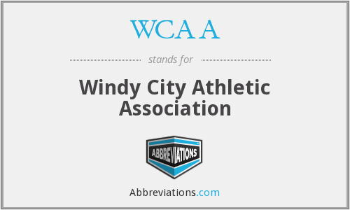 WCAA - Windy City Athletic Association