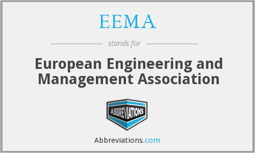 EEMA - European Engineering and Management Association