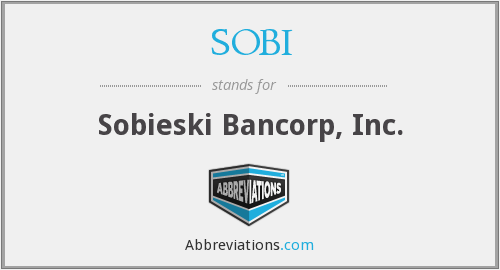 What does SOBI stand for?