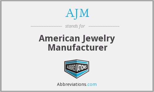 What does AJM stand for?