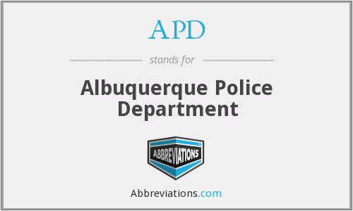 APD - Albuquerque Police Department