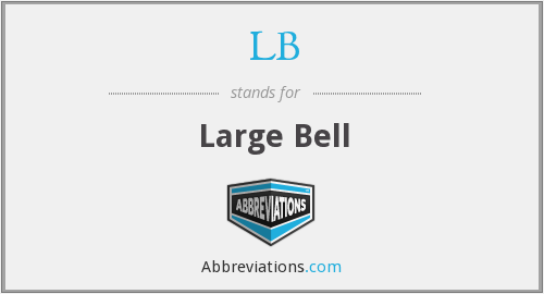 LB - Large Bell