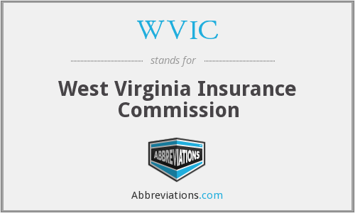WVIC - West Virginia Insurance Commission