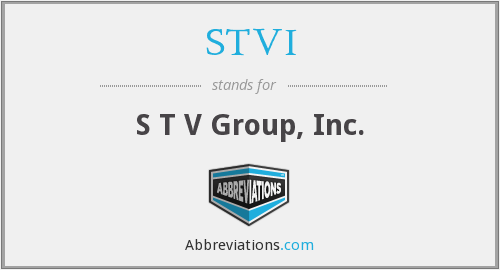 What does STVI stand for?