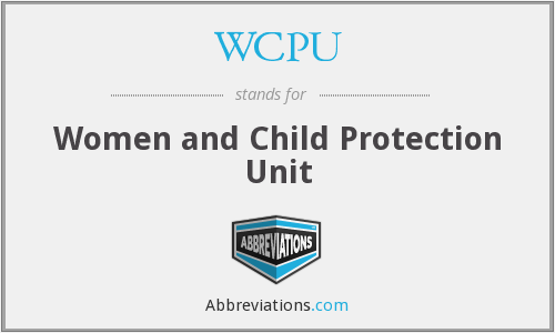 What does WCPU stand for?