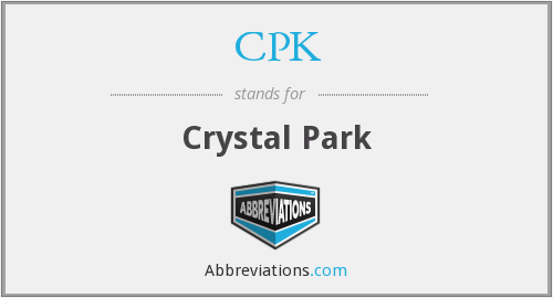 CPK - Crystal Park