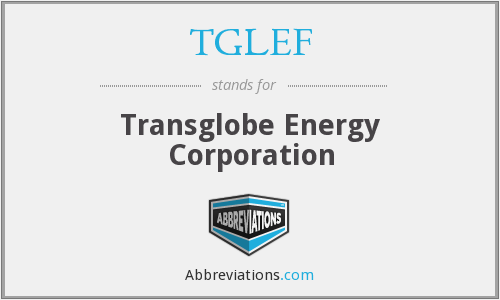 What does TGLEF stand for?