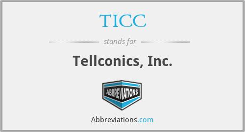 TICC - Tellconics, Inc.