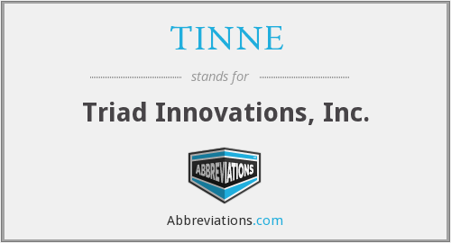 TINNE - Triad Innovations, Inc.