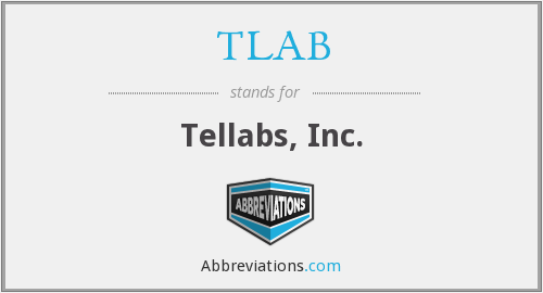 TLAB - Tellabs, Inc.