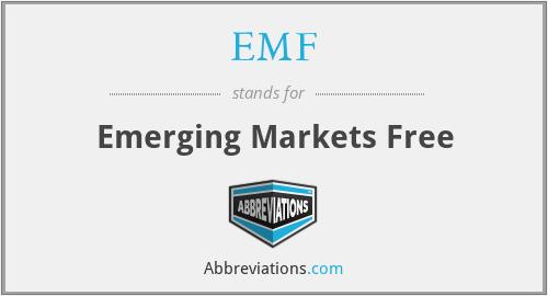 EMF - Emerging Markets Free